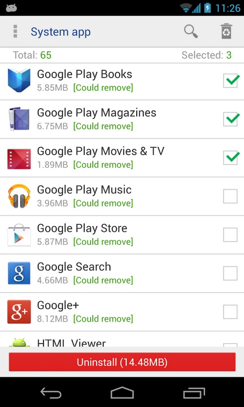 How to remove bloatware (pre-installed apps) on Android | Kingo