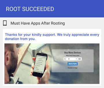 Root Pantech Vega No 6 with KingoRoot APK