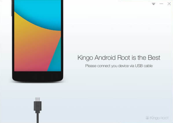 Remove Root from Android with KingoRoot, the best one-click Android root tool.