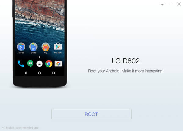 LG Root | KingoRoot Android