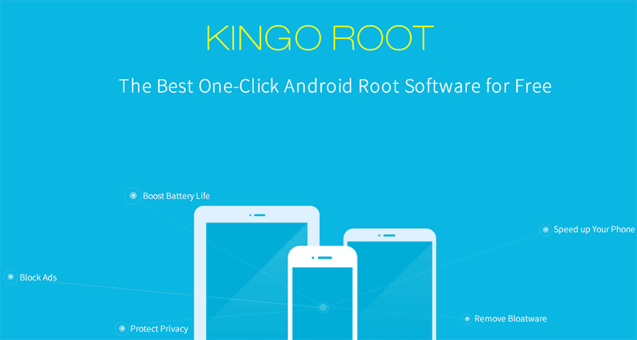 Kingo Android Root function
